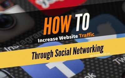 How to drive traffic to your website using social media?